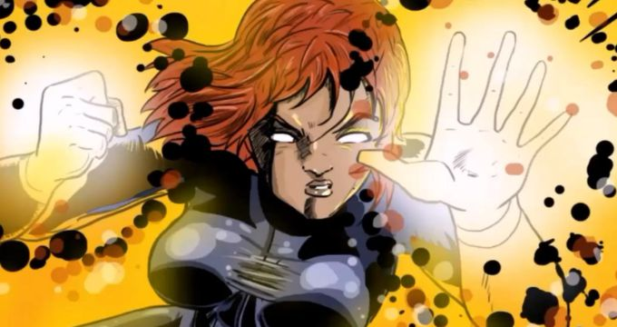 PHOTOSHOP: Inking and Coloring The Magician