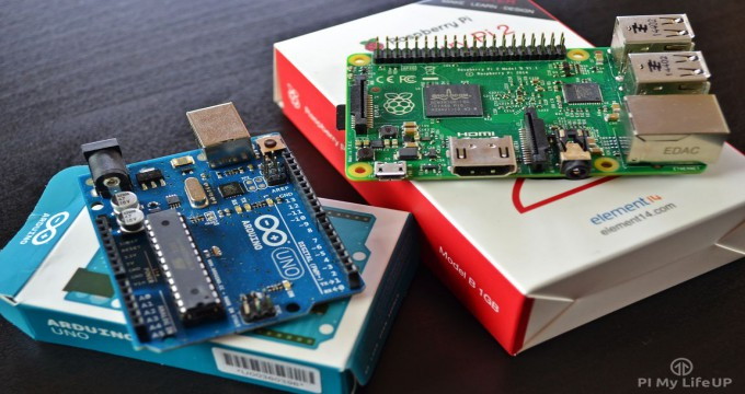 Connect and Interface Raspberry Pi with Arduino