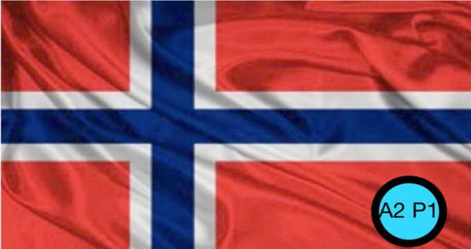Norwegian Language Course A2 Part 1