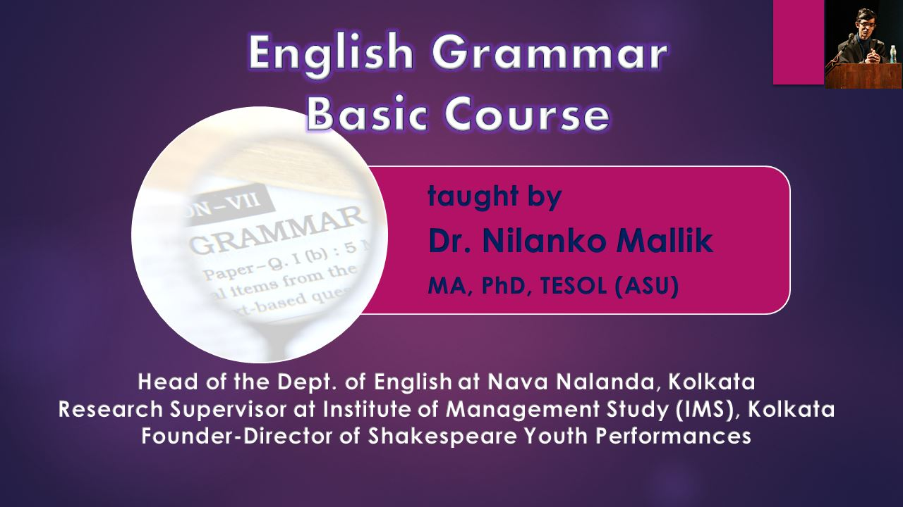 English Grammar - Basic Course