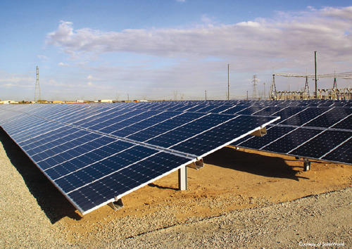 Solar Project Requirement of 1 MW