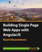 Building Single Page Web Apps with AngularJS