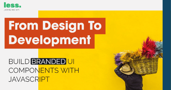 Turn your Design into a Web Product the Modern Way