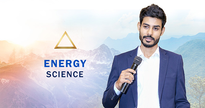 Energy Science:  Create Health, Happiness & Success