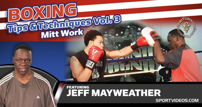 Boxing Tips and Techniques Vol. 3 - Mitt Work