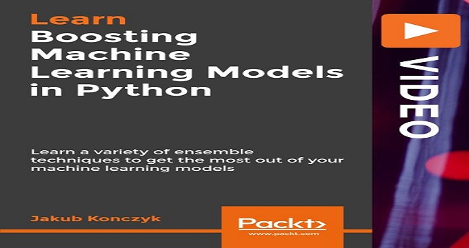 Boosting Machine Learning Models in Python