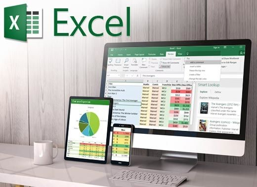 Excel for Data Analysis