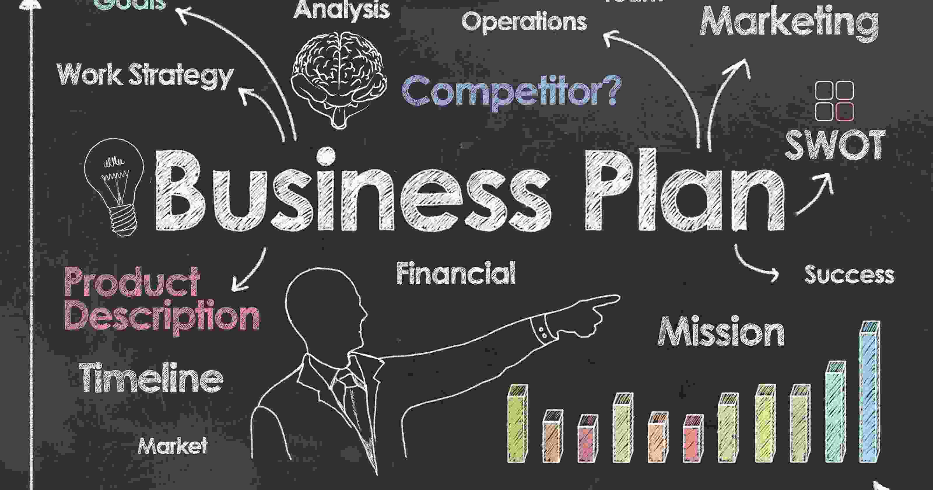 Risky Business: Beginners' Guide to Writing a Business Plan for a New Business