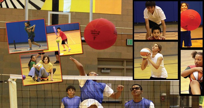 Physical Education Games - Vol 2