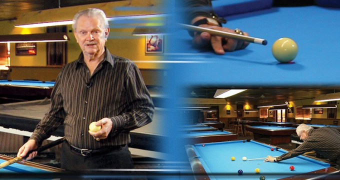 Pool Secrets from a World Champion Part 1