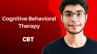 CERTIFICATION: Cognitive Behavioral Therapy (CBT) for Worry & Anxiety