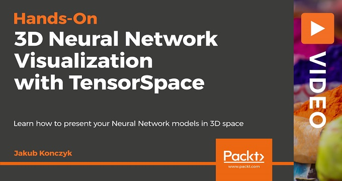 3D Neural Network Visualization with TensorSpace