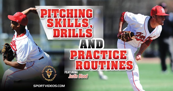 Pitching Skills, Drills and Practice Routines