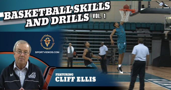 Basketball Skills and Drills Vol. 1