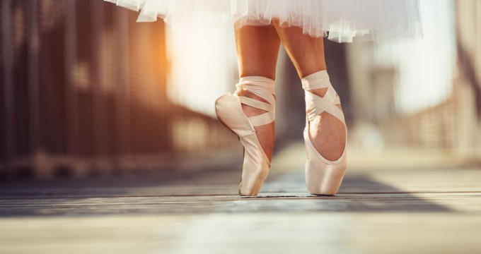 20 Moves in 20 Days: Beginning Ballet Barre