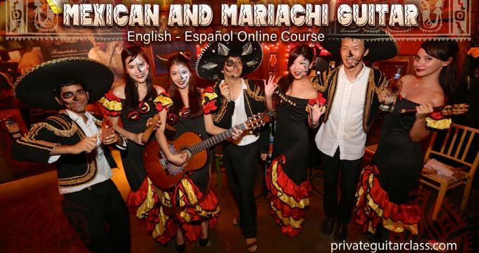 Mexican And Mariachi Guitar