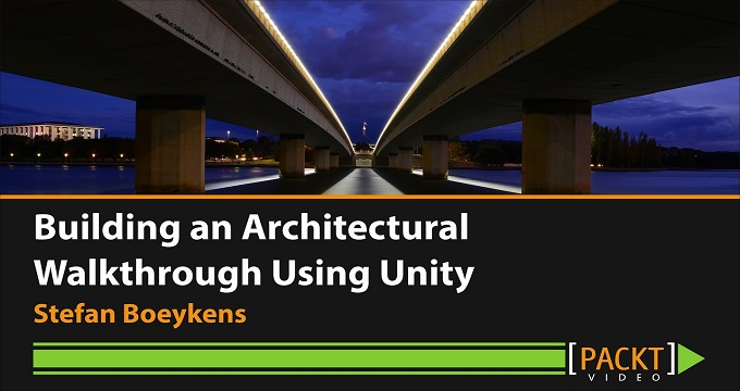 Building an Architectural Walkthrough Using Unity