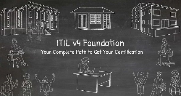 ITIL® 4 Foundation from The Scratch to Be Certified