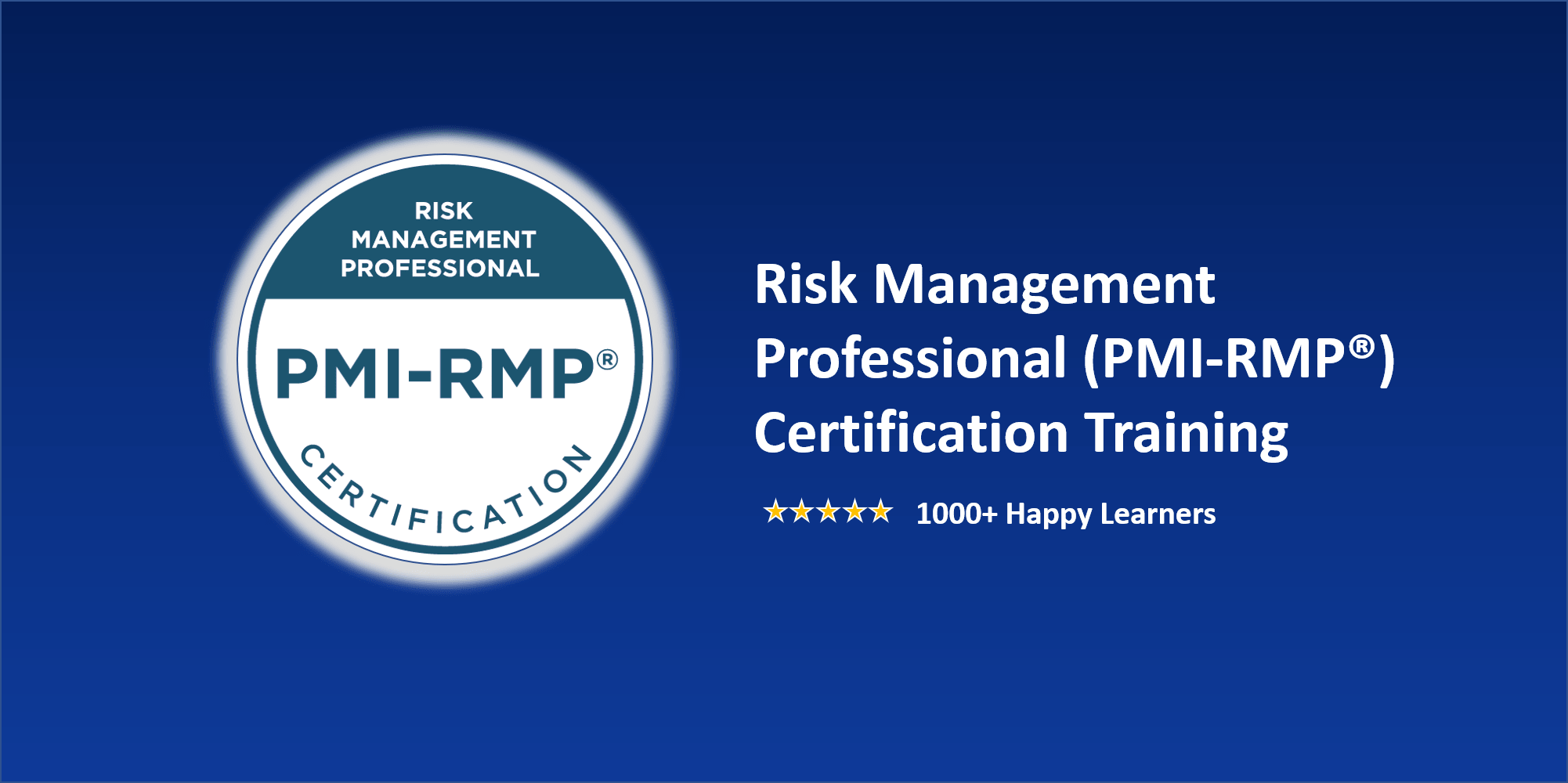 Risk Management Professional ( RMP) Exam Preparation Course