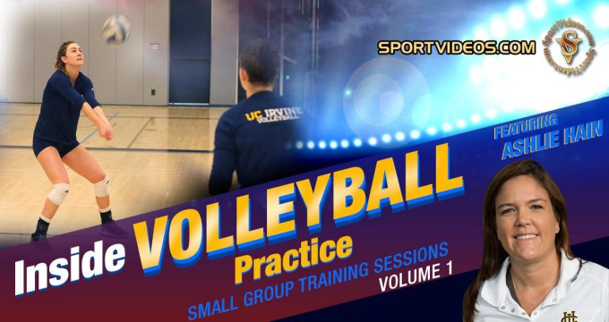 Inside Volleyball Practice Vol. 1