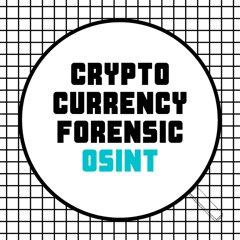 Certificate in Bitcoin Forensics Using Open Source Tools (OSINT)