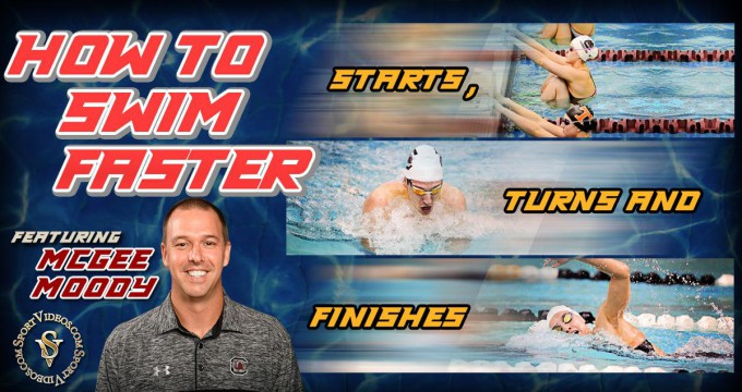 How to Swim Faster - Starts, Turns and Finishes
