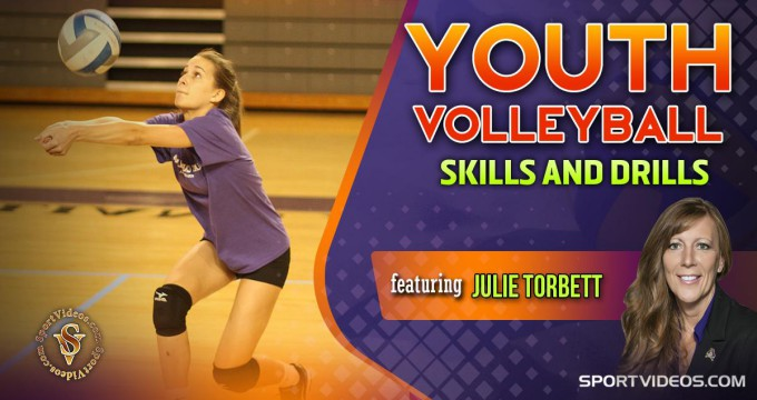 Youth Volleyball Skills and Drills