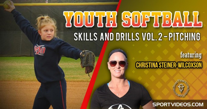 Youth League Softball Skills and Drills Vol 2 - Pitching