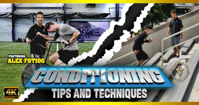 Conditioning Tips and Techniques