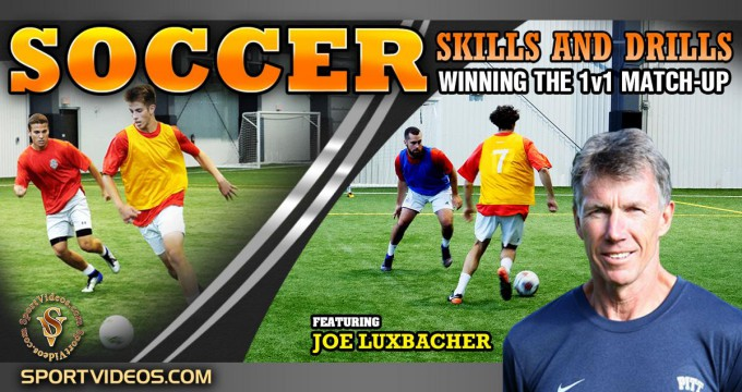 Soccer Skills and Drills Vol 1 Winning the 1v1 Match-up