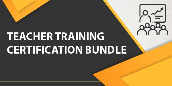 Pack of 10 - Teacher Training Certification Bundle