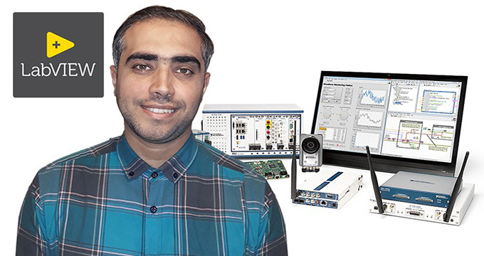The Complete LabVIEW Programming 2020: Beginner to Advanced