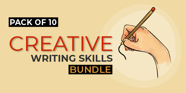 Pack of 10 - Creative Writing Skills  Bundle