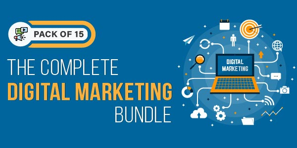 Pack of 15 – The Complete Digital Marketing Bundle