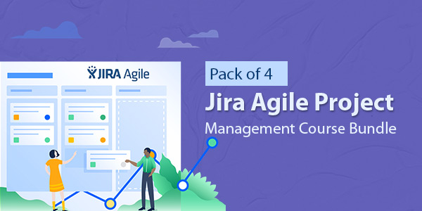 Pack of 4 - Jira Agile Project Management Course Bundle