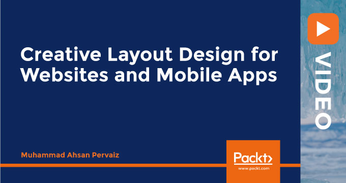 Creative Layout Design for Websites and Mobile Apps