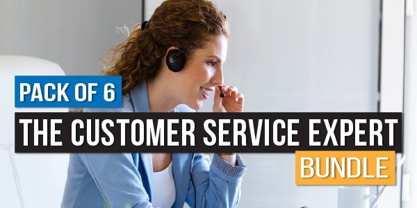 Pack of 6 - The Customer Service Expert Bundle