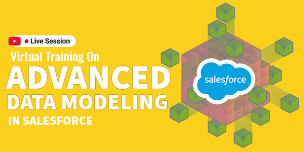 Live Virtual Training on Advanced-Data Modeling in Salesforce