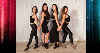 Free Salsa, Bachata & Stretching for Dancers Course - 50 Plus Videos
