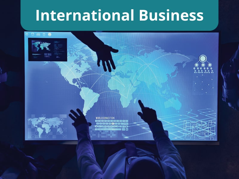 Make your Career in The International Business