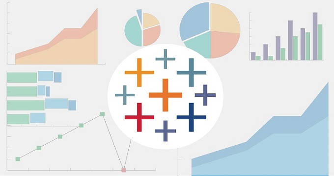 Master Data Visualization with Tableau