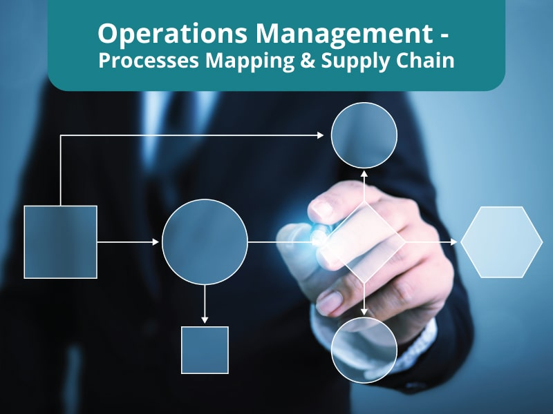 Operations Management - Process Mapping & Supply Chain