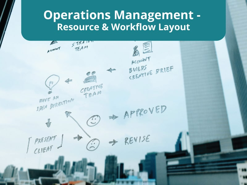 Operations Management - Resource & Workout Layout