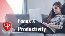 How to be Productive and Focused on Things That Matter