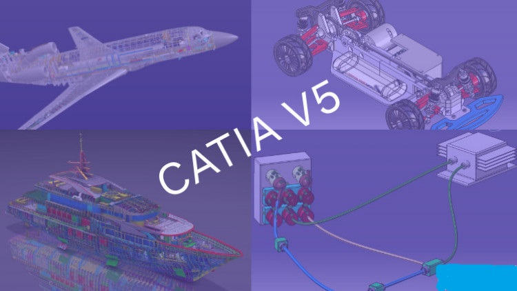 Product Design With Catia V5