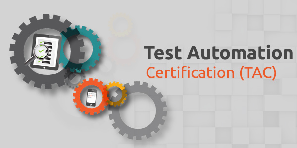 Test Automation Certification (FTAC)